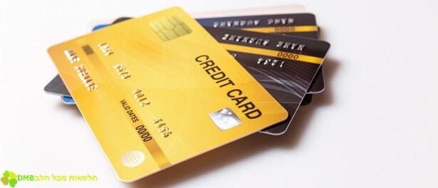 כרטיס אשראי ללא חשבון בנק